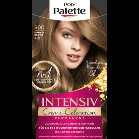 Poly Palette Poly Palette Haarverf Kleur Donkerblond 500