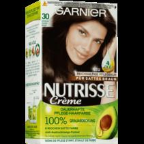 Garnier Nutrisse Haarverf Kleur Donkerbruin - Espresso 30