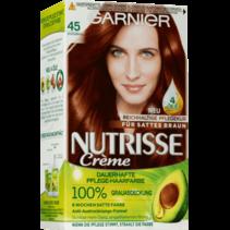 Garnier Nutrisse Haarverf Kleur Chocoladebruin 45