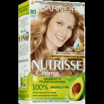Garnier Nutrisse Haarverf Kleur Vanilleblond 80