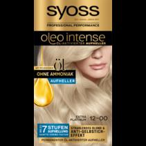 Syoss Oleo Intense Haarverf Kleur Extra Platina 12-00