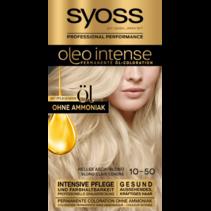 Syoss Oleo Intense Haarverf Kleur Licht Asblond 10-50