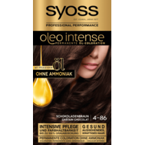 Syoss Oleo Intense Haarverf Kleur Chocoladebruin 4-86