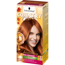 Schwarzkopf Country Colors Toscana Herfstrood 45