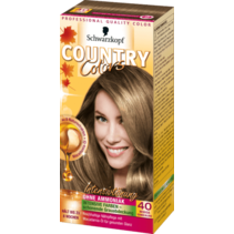 Schwarzkopf Country Colors Nevada Donkerblond 40