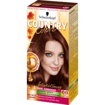 Schwarzkopf Country Colors Peru Nougatbruin 66