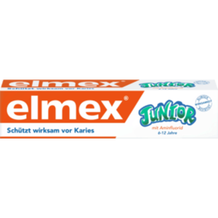 Elmex Elmex Tandpasta Junior 75 ml