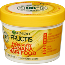 Garnier Fructis Haarmasker Banana Hair Food