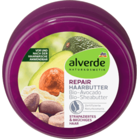 alverde alverde Hairbutter Repair 200 ml