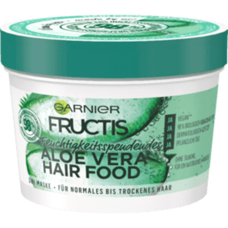 Garnier Garnier Fructis Haarmasker Aloe Vera Hair Food 390 ml
