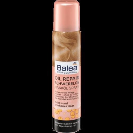 Balea Balea Professional Hair Oil Spray Oil Repair Gewichtloos 100 ml