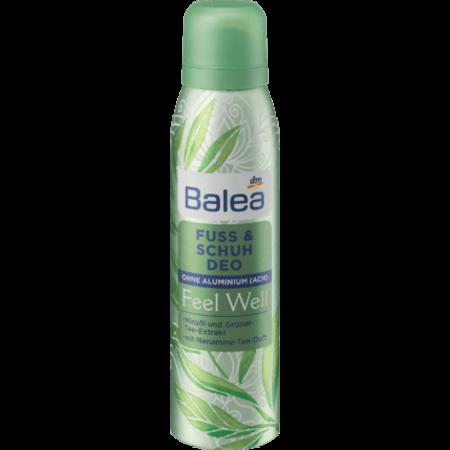 Balea Balea Voet- en Schoendeo Feel Well 150 ml