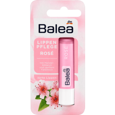 Balea Balea Lipverzorging Rosé 4,8 gram