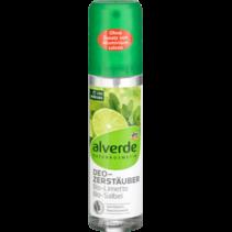 alverde Deodorant Verstuiver Bio-limoen Bio-Salie