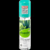 alverde Deodorant Verstuiver Bio-Groene Thee & Bio-Agave