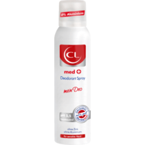 CL Deo Spray Deodorant Med