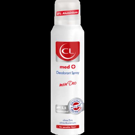 CL CL Deo Spray Deodorant Med 150 ml