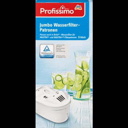 Profissimo Profissimo Jumbo Waterfilterpatronen 3 stuks