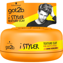 Schwarzkopf Got2b Styling Paste iStylers Texture clay