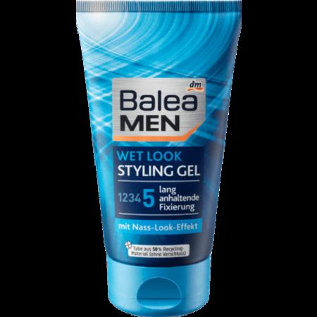 Balea Balea MEN Styling Gel Wet Look 150 ml