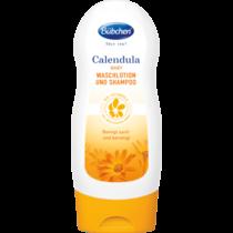 Bübchen Waslotion & Shampoo Calendula
