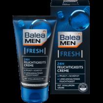 Balea MEN Fresh 24-uurs Hydraterende Crème