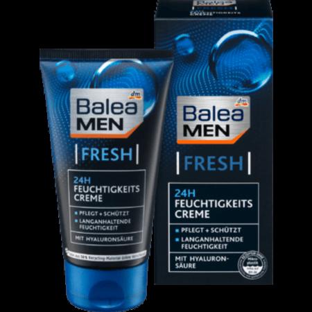 Balea MEN Balea MEN Fresh 24-uurs Hydraterende Crème 75 ml