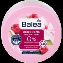 Balea Deodorantcrème met Zuiveringszout