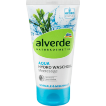 alverde Aqua Hydro Zeewier Wasgel