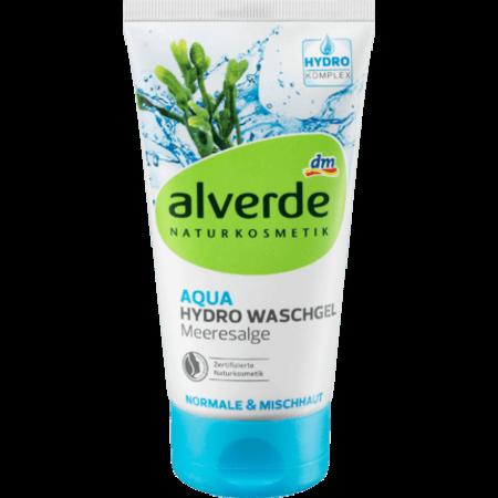 alverde alverde Aqua Hydro Zeewier Wasgel 150 ml