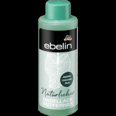 ebelin ebelin Natuurlijke Nagellakremover 125 ml
