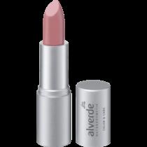 alverde Lippenstift Color & Care Rosy Nude 03