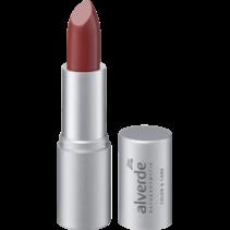 alverde Lippenstift Color & Care Simply Brown 27