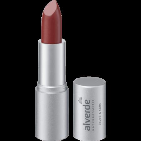 alverde alverde Lippenstift Color & Care Simply Brown 27 (4,6 gram)