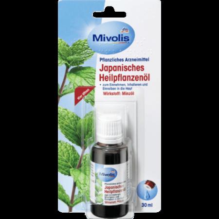 Mivolis Mivolis Japanse Muntolie 30 ml