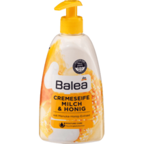 Balea Crèmezeep Melk & Honing