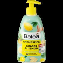 Balea Crèmezeep Ginger & Lemon