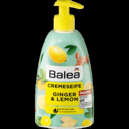 Balea Balea Crèmezeep Ginger & Lemon 500 ml