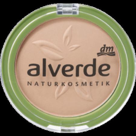 alverde alverde Make-Up Powder Foundation Ashy Nude 40 (10 gram)