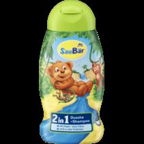 SauBär Douche + Shampoo 2in1 voor Kinderen