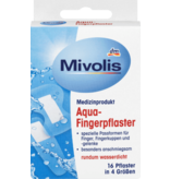 Mivolis Mivolis Aqua Vingerpleisters 16 stuks
