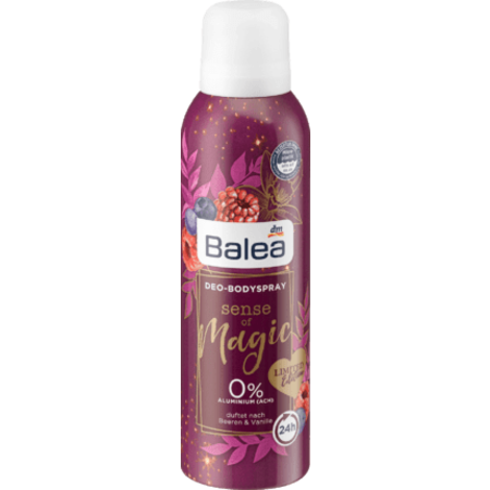 Balea Balea Deo-Bodyspray Sense of Magic 200 ml