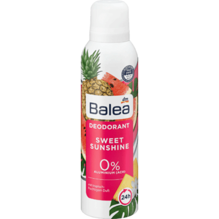 Balea Balea Deo Spray Deodorant Sweet Sunshine 200 ml