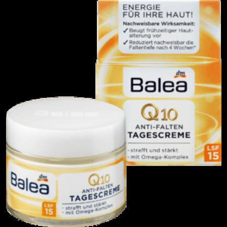 Balea Balea Q10 Anti-Rimpel Dagcrème LSF15 50 ml