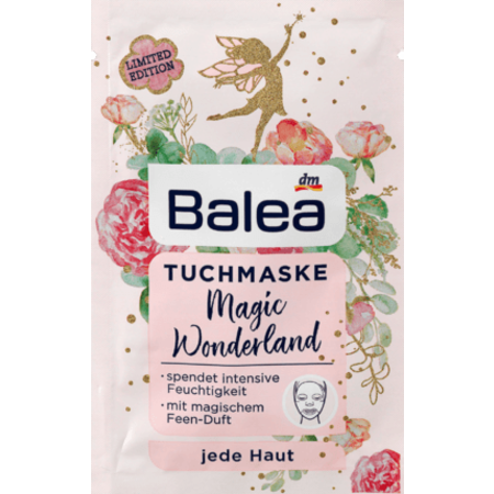 Balea Balea Doekmasker Magic Wonderland 1 stuk
