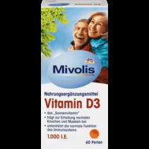 Mivolis Vitamine D3 Parels