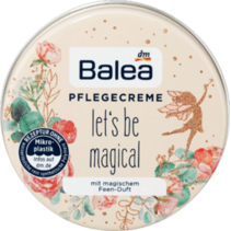 Balea Verzorgende crème Let's Be Magical