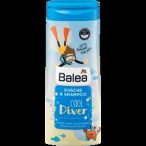 Balea Kids Douche & Shampoo Cool Diver