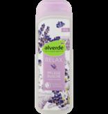 alverde alverde Relax Douchegel Biologische Lavendel 250 ml