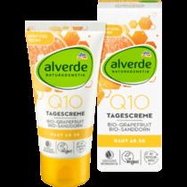 alverde Q10 dagcrème Bio-Grapefruit